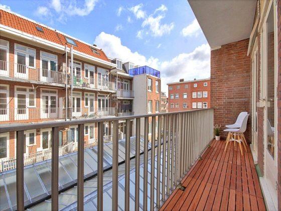 Apartment view terrace