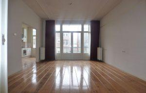 Achterkamer appartement Amsterdam Oud Zuid